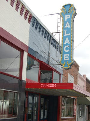 The historic Palace Theater on the Gallatin square is getting a face lift.