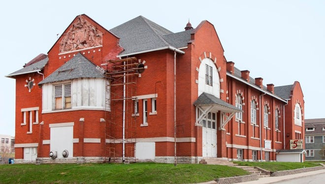 Southside Turnverein needs immediately rehabbing, preservationists say.