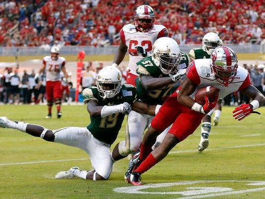 NCAA Football: Miami Beach Bowl-Western Kentucky vs South Florida