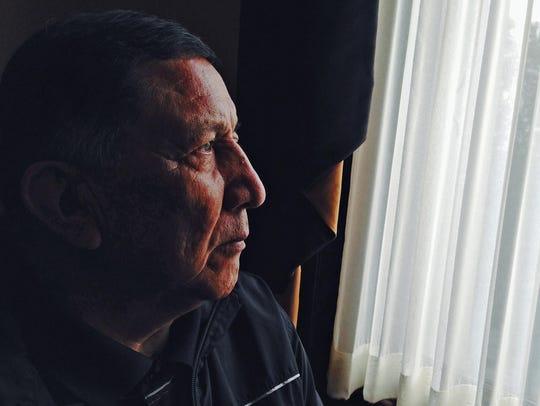 Mark Wandering Medicine, lead plaintiff in a Native