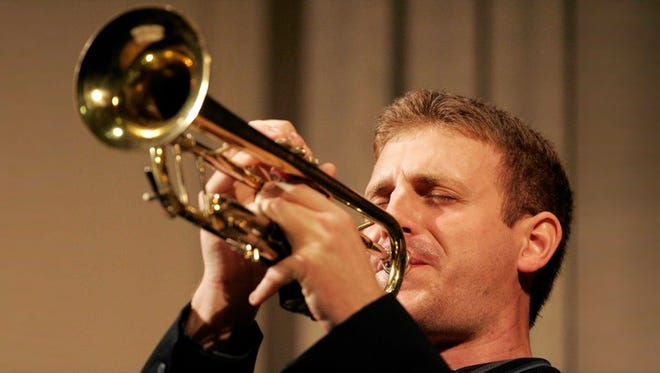 Thomas Heflin will perform at the Knoxville Jazz Orchestra's jazz lunch event on Feb. 1.