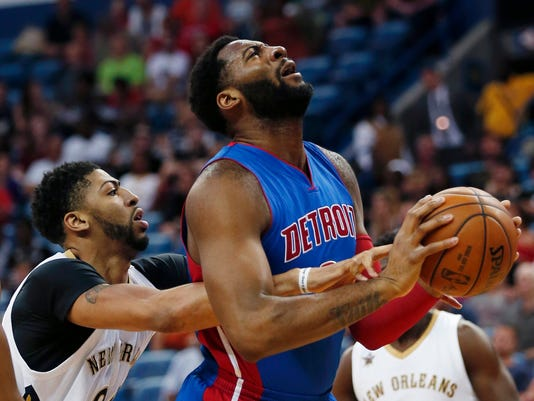 Detroit Pistons pour it on this time, rout Denver Nuggets ...  |Andre Drummond Pistons Dunk