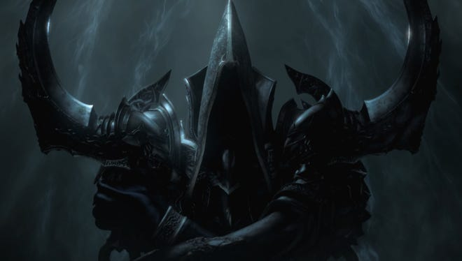 Death enters the fray in the Diablo III expansion Reaper of Souls.