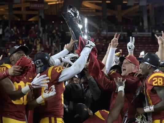 NCAA Football: Pac-12 Championship-USC vs Stanford