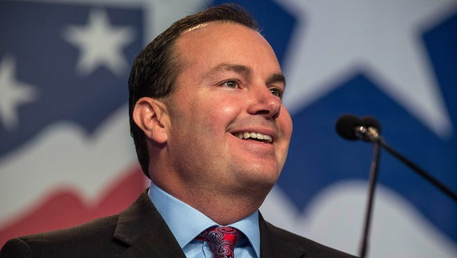 Sen. Mike Lee, R-Utah, is urging supporters to help him fill campaign coffers ahead of a possible primary challenge.