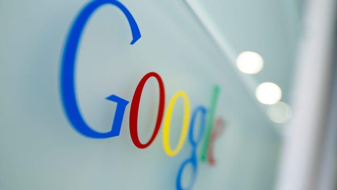 Google headquarters in Brussels.