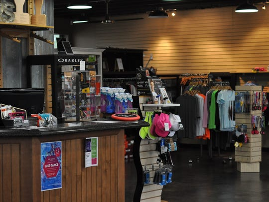 A different store layout is among the changes at Run Wild under new ownership.