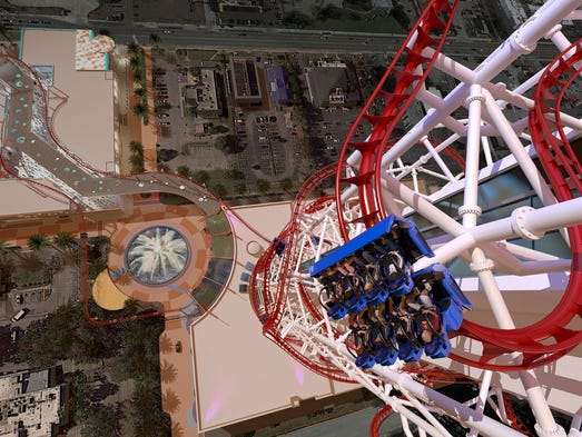 Summer Thrills The Coolest New Rides At Theme Parks