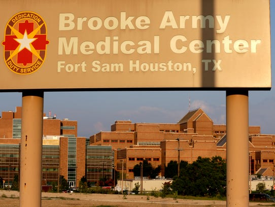 Brooke Army Medical Center