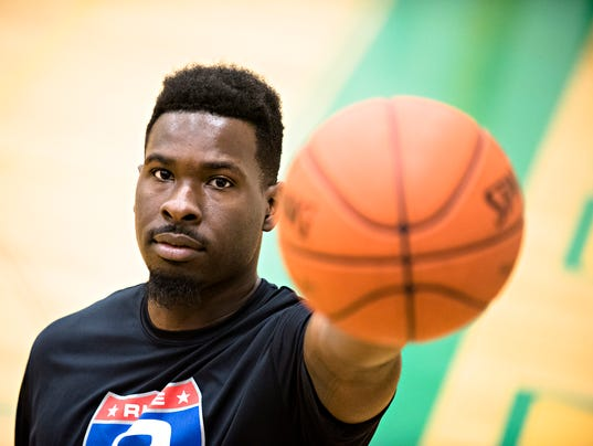Jeremy Johnson Basketball