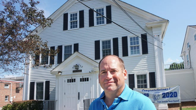 Donald R. Delaere Jr. retired as Scituate police chief at the end of June.