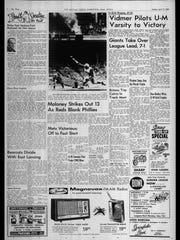 BC Sports History: Week of April 14, 1966