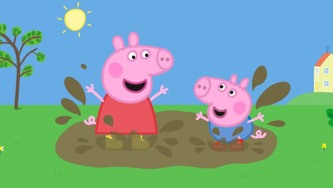 Peppa Pig will get her on theme park next year at Legoland Florida.