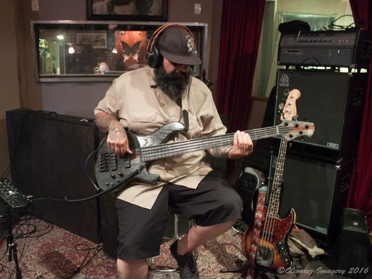 Texas bassist Tony Valdez has recently joined Ty Curtis' band.