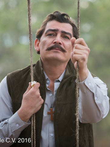 José Manuel Figueroa no se siente actor, pero trató