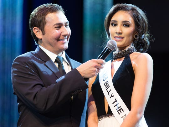 Miss Billy The Kid USA Kristen Leyva answers the question