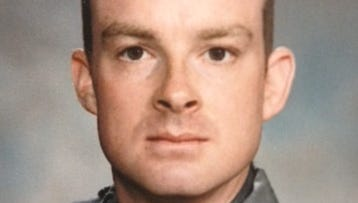 New York State Police Trooper Christopher G. Skinner, 42, died May 29, 2014, when he was intentionally struck by a motorist during a traffic stop near Binghamton, New York.