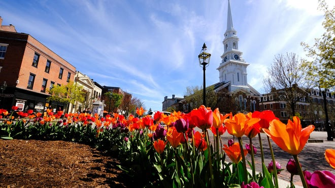 Portsmouth's Market Square could begin to increasing signs of normalcy as Gov. Chris Sununu on Thursday announced the stay at home order is expiring Monday, June 15.