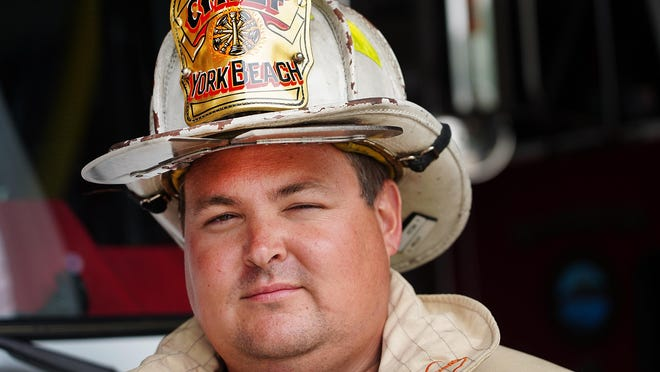 Jeff Welch has been selected to be the new York Beach Fire Chief.