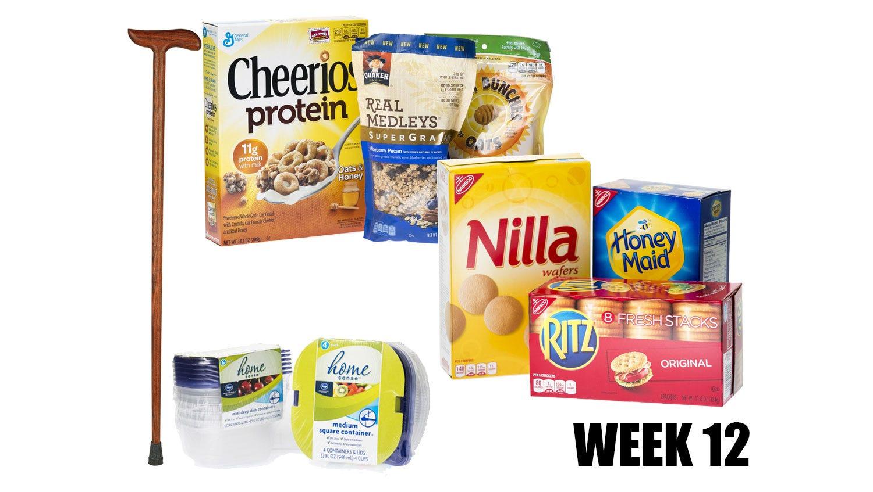 Week 12: Kit builders rejoice; you're half way there