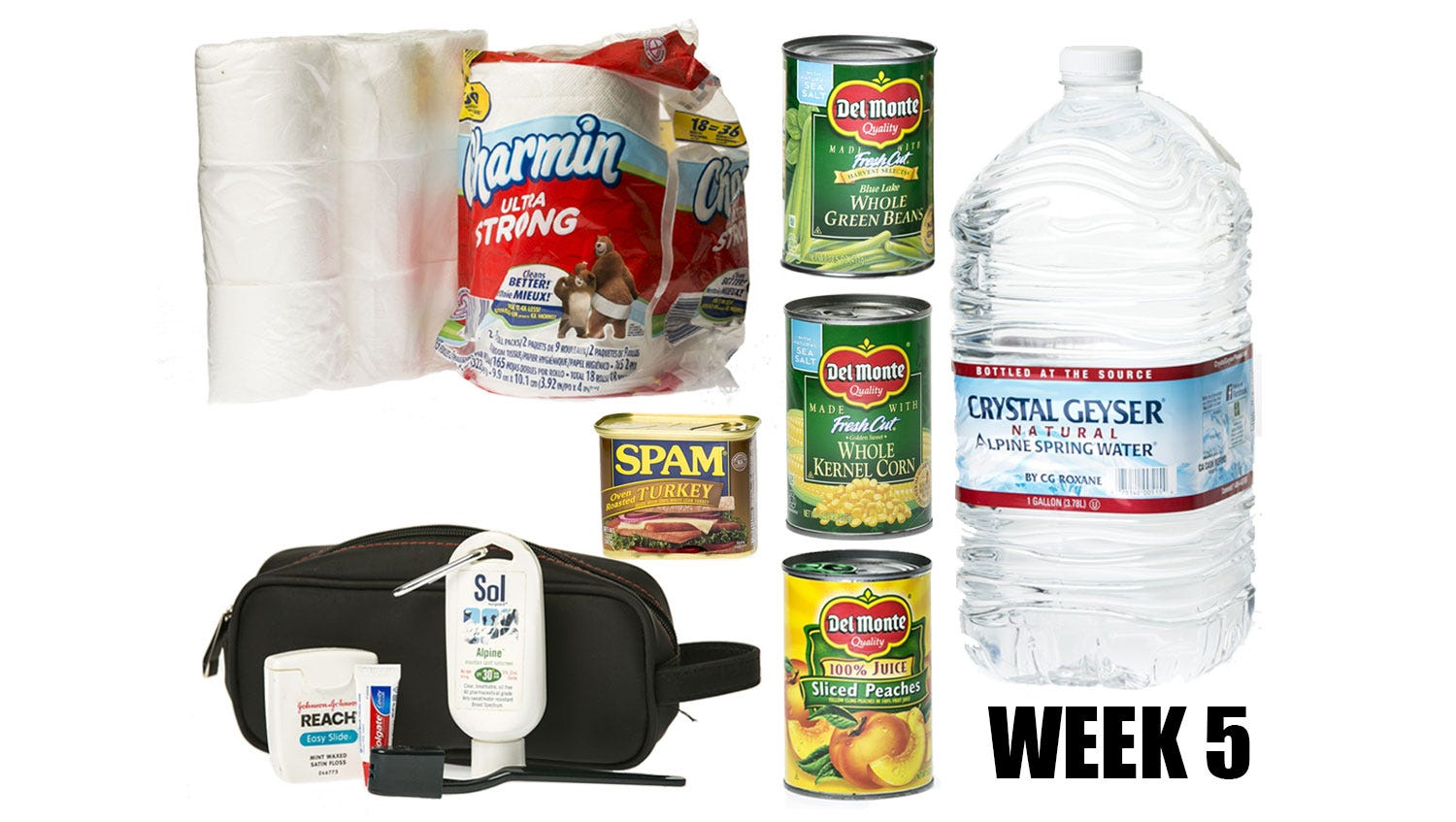 Week 5: Plan for special dietary or medical needs