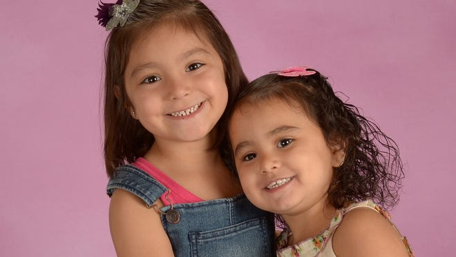 Audrey, 5, and her sister, Ariah, 4, were killed on Oct. 16, 2016, by their father, Jerad Arismendez.