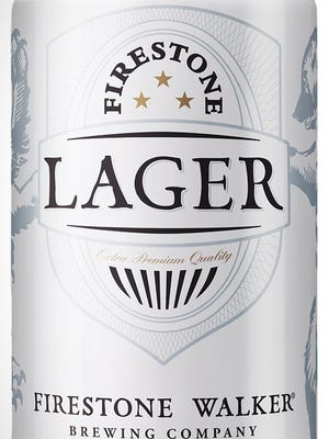 Firestone Lager from Firestone Walker Brewing Company