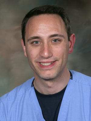 Dr. Bryan Gargano, associate chair of emergency medicine at Rochester Regional Health