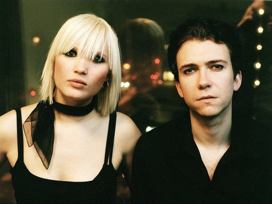 The Raveonettes, featuring  Sharin Foo and Sune Rose