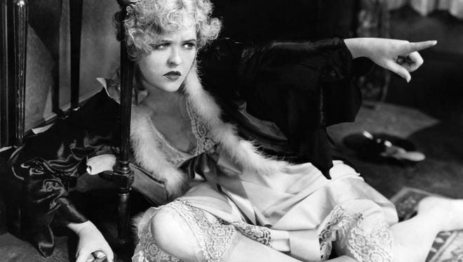 """Phyllis Haver stars as Roxie Hart in the 1927 silent film """"Chicago."""""""