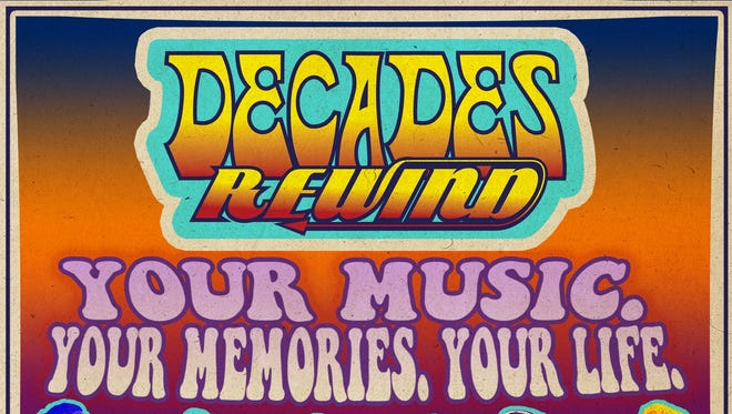 Decades Rewind is at the Montgomery Performing Arts Centre on Thursday, June 22, at 7:30 p.m.
