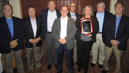 U.S. Foods Alabama recently won an award for its delivery performance and accuracy.
