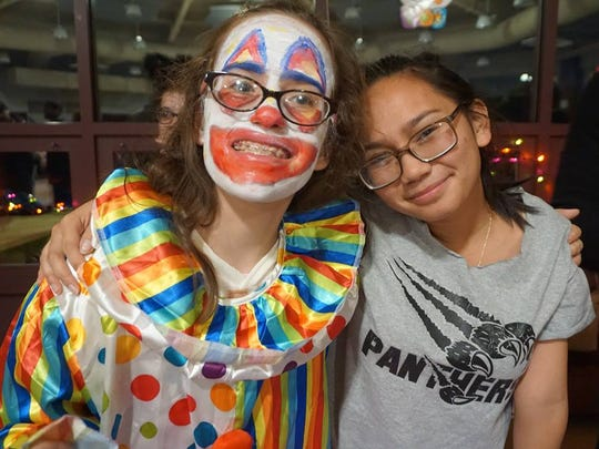 SPARC, Inc., a Yorktown-based program that offers various therapeutic recreation programs for people with developmental disabilities, held its Halloween party on Oct. 27.