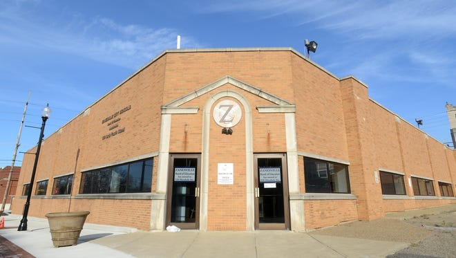 The Muskingum County Center for Seniors hopes to move into the former Zanesville City Schools administration building on Fourth Street in Zanesville next fall.