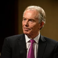 Exclusive: Tony Blair sees dangerous times ahead for Western democracies