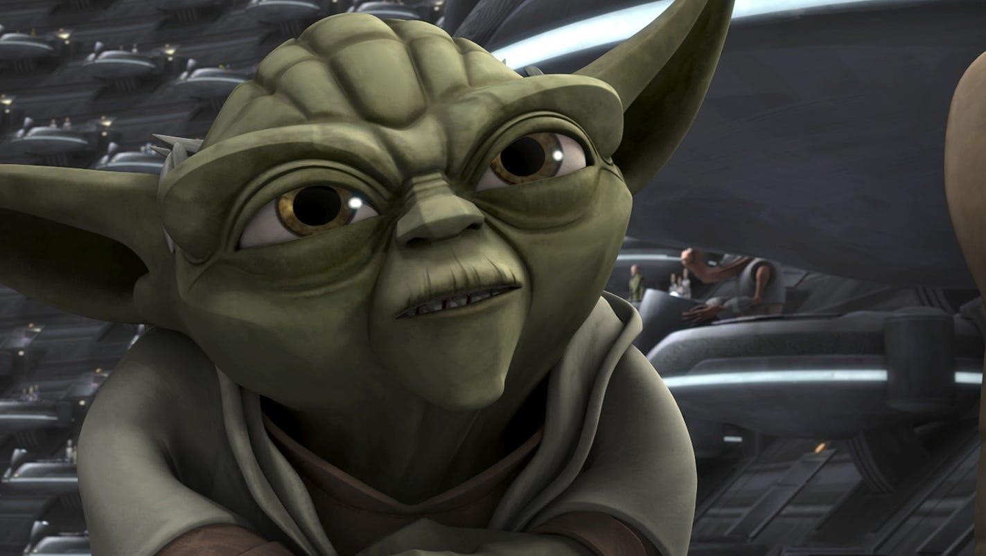 'Star Wars: The Clone Wars' blasts onto Netflix in March | 1600 x 800 jpeg 94kB