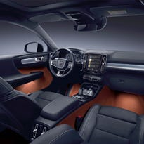 Review: 2019 Volvo XC40 SUV has wireless phone charging, carryout bag hook