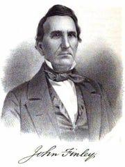 Richmond Mayor and Palladium editor John Finley made