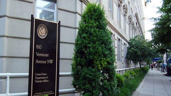 The Department of Veterans Affairs, Washington, D.C.