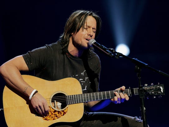 Keith Urban, 2005 in Los Angeles for the American Music