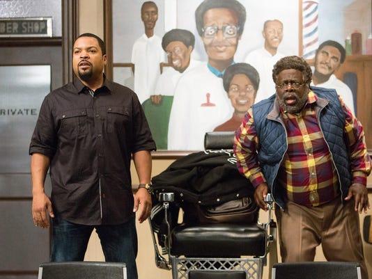 Film Review Barbershop