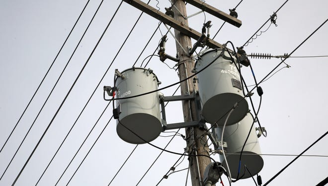 A power outage left 180 residents in south Reno without electricity Friday afternoon. Power is expected to be restored by 4 p.m., NV Energy said.