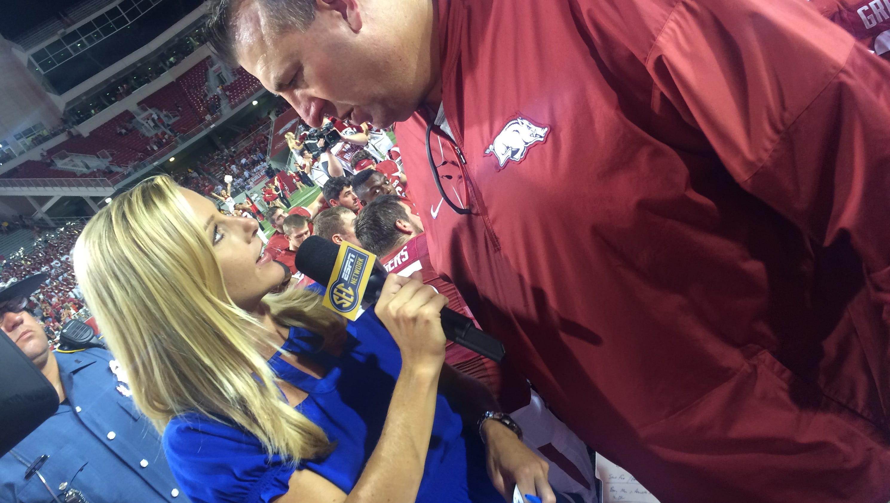 dawn davenport, wkrn morning anchor, joins sec network, 104.5 the zone