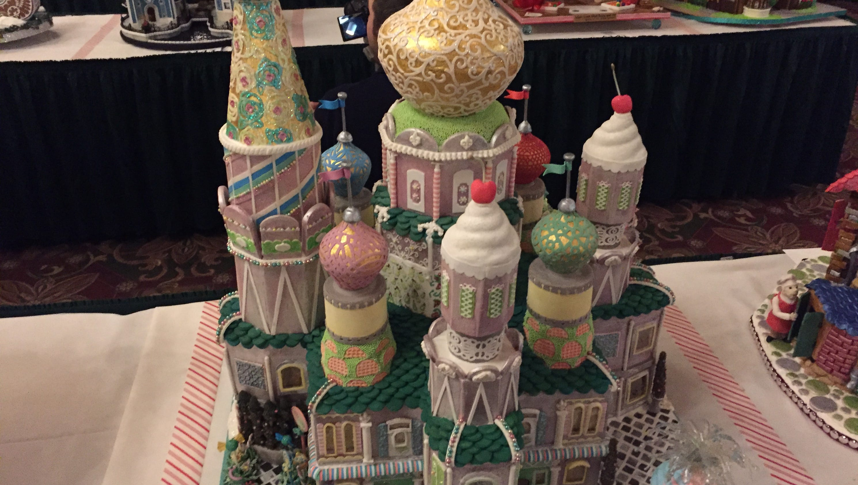 2017 National Gingerbread House winners will blow your mind