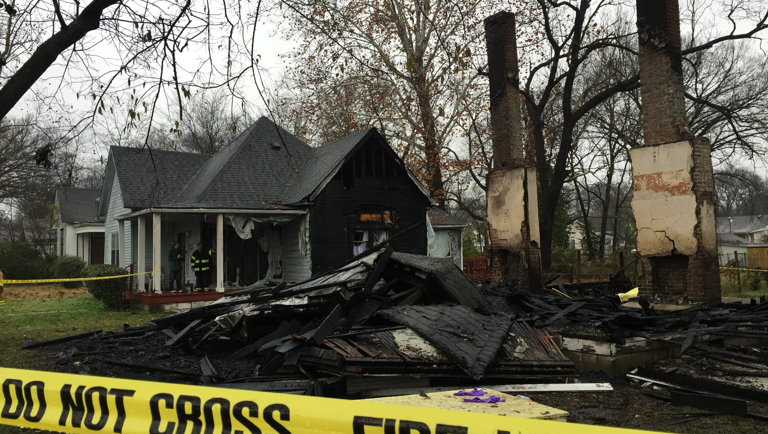 Body Found In East Nashville Home During Fire