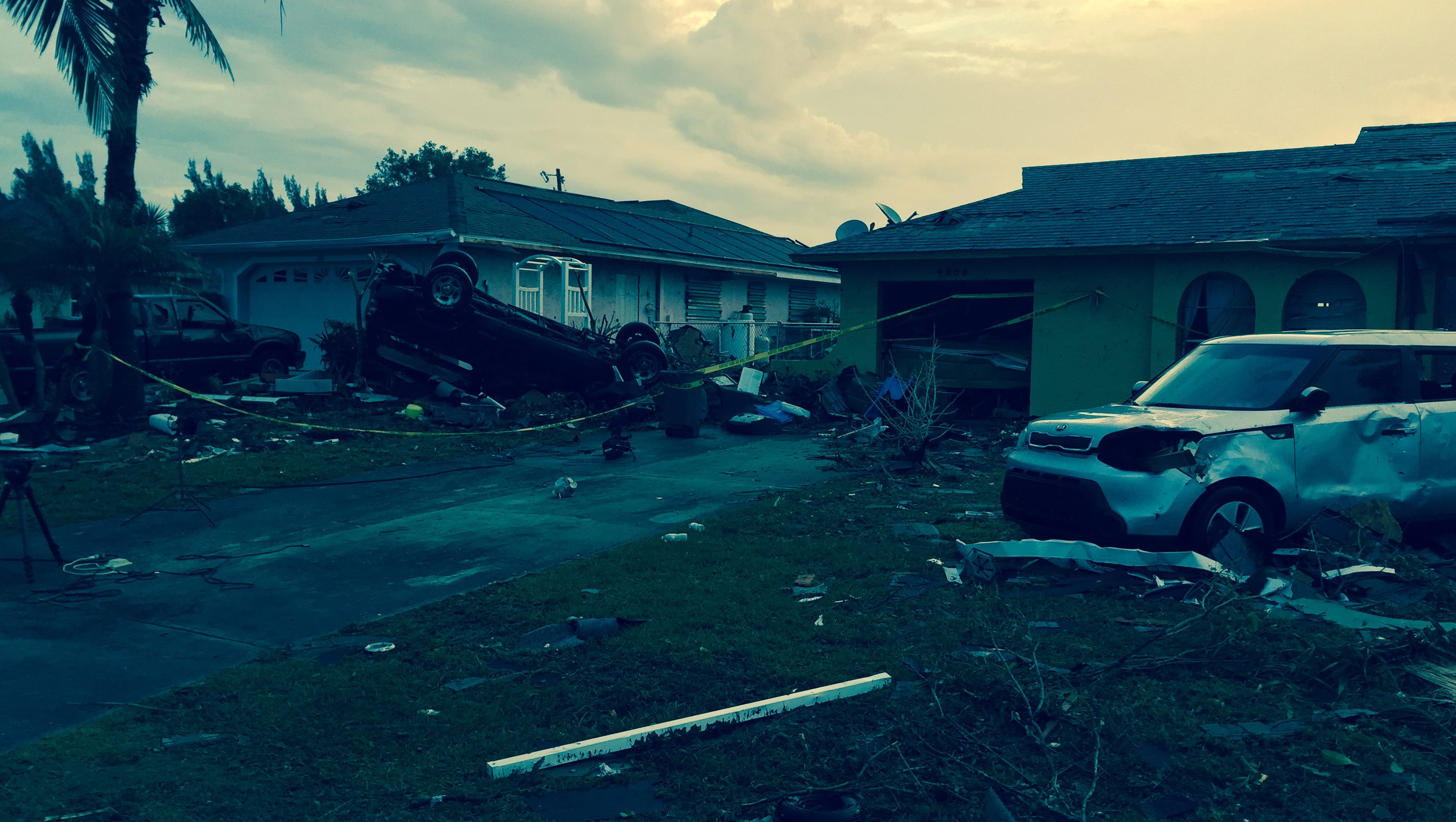 Cape tornado winds exceeded 100 mph for Global motors fort myers florida