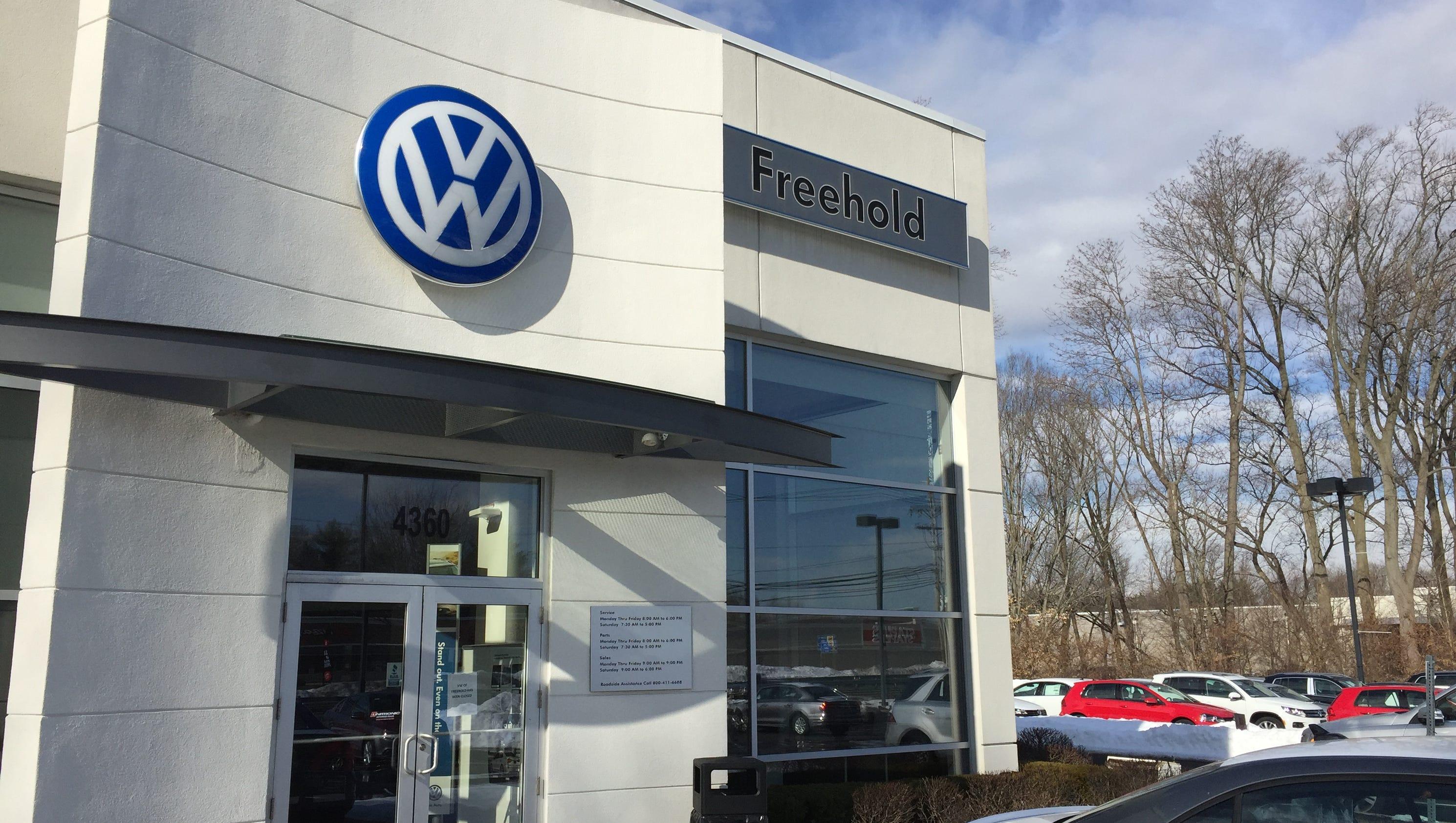 Volkswagen freehold 2017 2018 2019 volkswagen reviews for Honda of freehold service