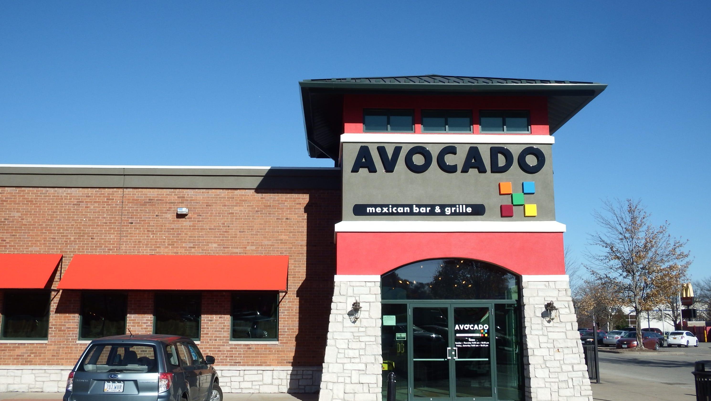 Avocado Restaurant Iowa City