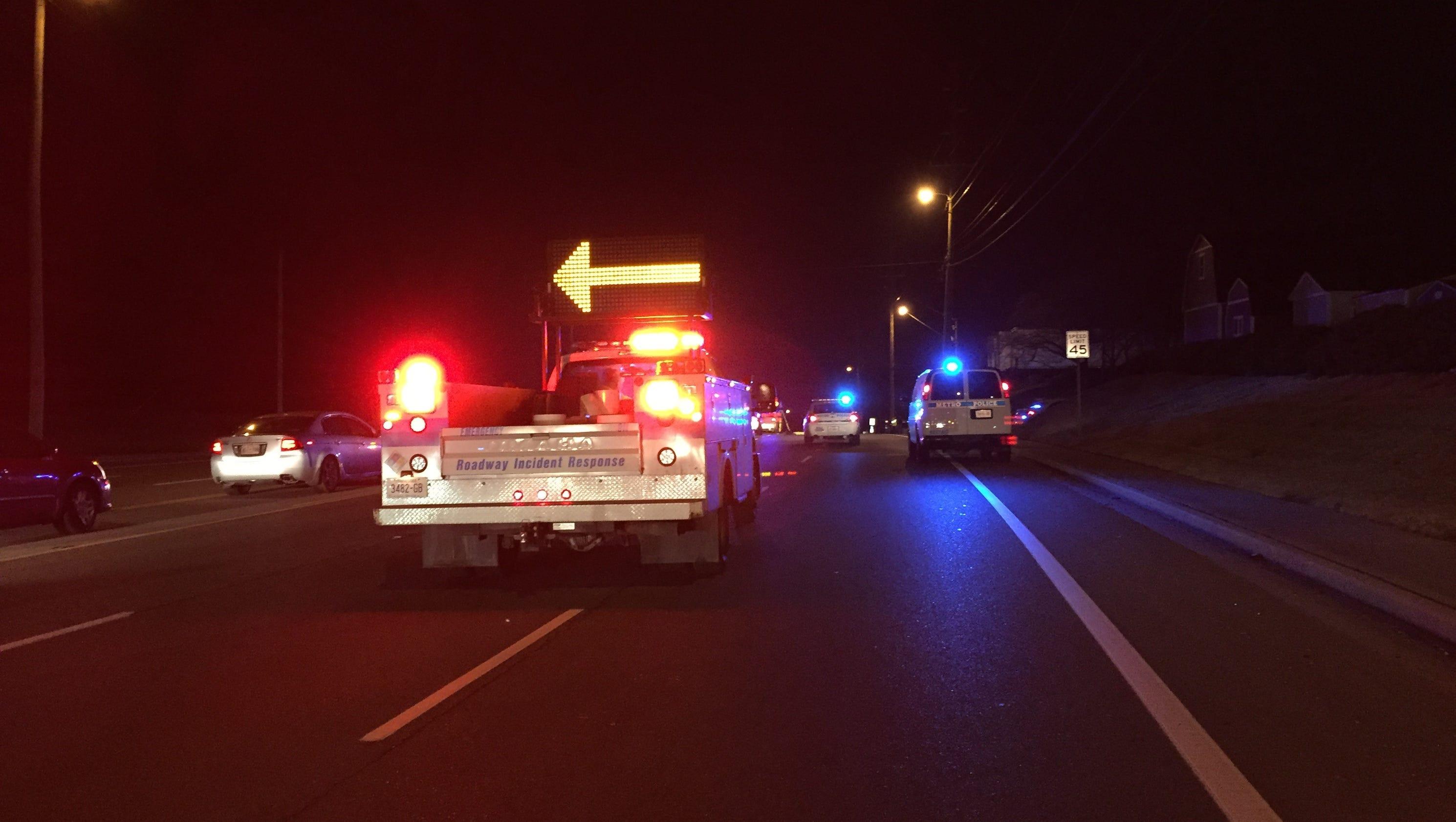 Pedestrian killed in car crash on Bell Road