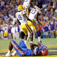 Gators the LSU rival? 'It's always a little bit more to play them,' says Rashard Lawrence